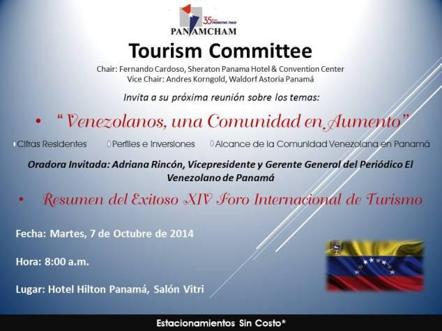 Adriana Rincón, Vicepresidente y Gerente General de El Venezolano de Panamá